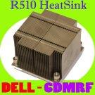 Dell PowerEdge R510 Server Heatsink 6DMRF  #