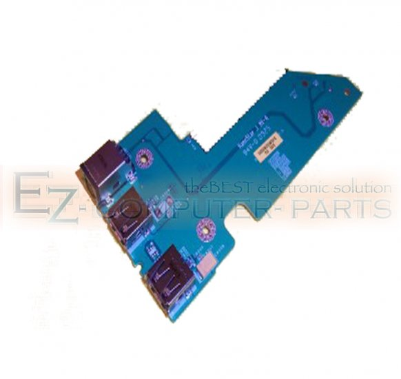 Dell Studio 1735 1736 DC JACK & USB BOARD NU327 !