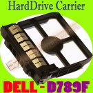 "DELL HARD DRIVE ASSEMBLY CARRIER 3.5"" BLANK D789F  #"