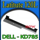 OEM DELL Latitude 120L Hinge Cover Power Button KD785 :