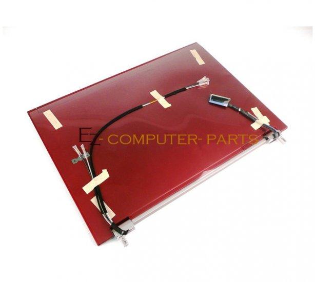DELL F006D LCD Cover w/Hinges Latitude E6500 A+ Grade ~