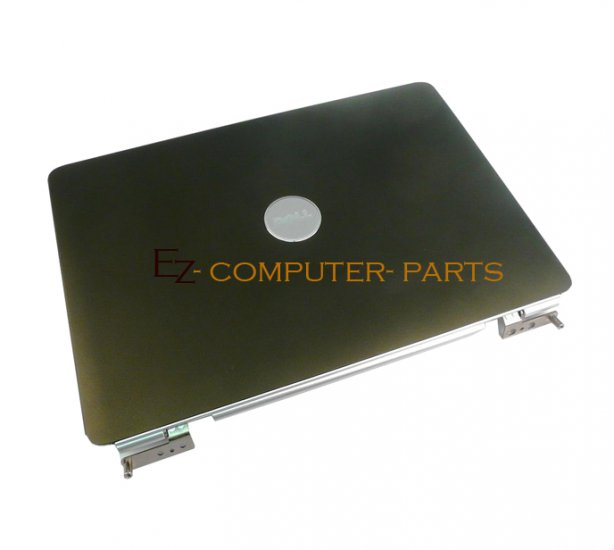 """DELL 6M401 LCD Cover w/Hinges """"A Grade""""    ~"""