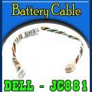 "Dell PERC 5i PERC5 PERC5i 6.5"" RAID Battery Cable JC881"