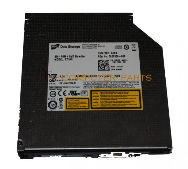 H-L CT10N BLU-RAY ROM-DVD REWRITER 5RFKF TRAY LOAD *A*!
