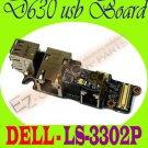 Dell Latitude D630 USB Ethernet Modem Board LS-3302P  #