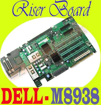 Dell Poweredge 2800 PCI-e V3 Riser Board Assy M8938  :