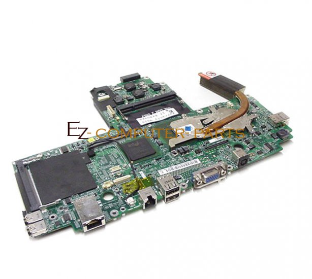Dell F7379 Latitude D410 Laptop Motherboard  ~
