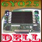 Poweredge 6600 6650 RAM Memory Riser Board 6Y025 6X786
