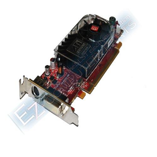 ATI Radeon HD3450 256MB PCI-e Video Card   Y103D    `