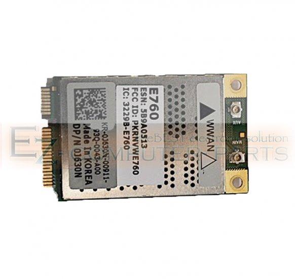 Lot of 5 Verizon 5730 Broadband Mini wifi Card J630N !