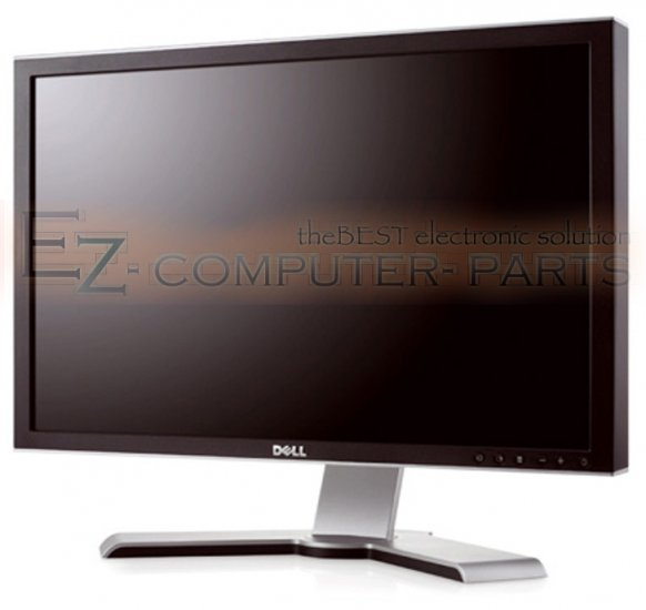 Dell UltraSharp E248WFPB 24 inch Widescreen LCD Monitor