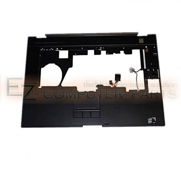 Dell Precision M4400 Palmrest Touchpad Assy H028P     !