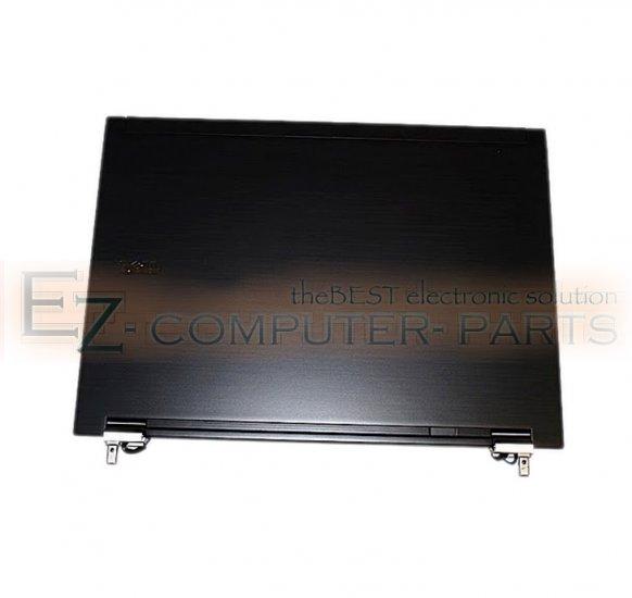 "Dell Latitude E6500 15.4"" LCD Cover w/Hinges H020P    !"