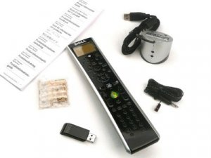 Dell XPS M2010 Media Center LCD REMOTE KIT CX071 NEW !