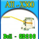 Dell Inspiron 6000 6000D ATI X300 32MB Video Card GD296