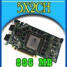 Nvidia GeForce GTX260 896MB PCIe Video Card  5X2CH  #