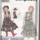Simplicity Daisy Kingdom 9180