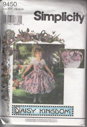 Simplicity Daisy Kingdom 9450