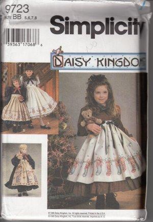 Simplicity Daisy Kingdom 9723