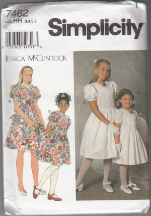 Simplicity Jessica McClintock 7462
