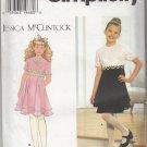 Simplicity Jessica McClintock 7402
