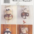 Butterick 3521 Needle in a Haystack Hanging Animals