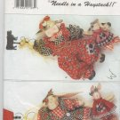 Butterick 3927 Needle in a Haystack Hanging Cow & Bunny