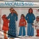 McCalls 5720
