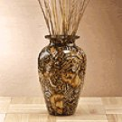 Patchwork Vase - Safari -30834