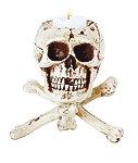 Skull on Bone Tripod -31079