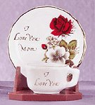 Mini Plate With Cup -3369