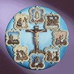 Life of Jesus Plate -34797