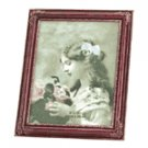 Rosewood-Simulated Photo Frame -30590