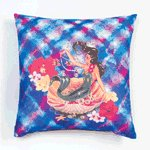 Sublimated Art Pillow -Nymph -36784