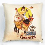 Sublimated Art Pillow - Extra Sec -36785
