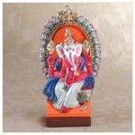 Plaster Sri Ganesh God -29380