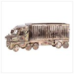 Musical Metal Big Rig Truck -30090