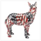 Patchwork Donkey - American Flag -30223