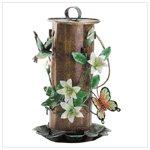 Metal Butterfly Birdfeeder -30261