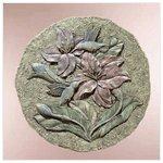 Garden Hummingbird Wall Plaque -31198