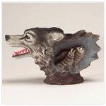Alabastrite Wolf Spirit In Wolf -31433
