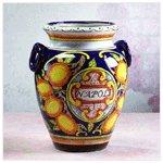Italian Style Napoli Urn -32043