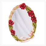 Red Roses Wall Mirror -32180