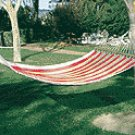 Striped Pattern Hammock -35353
