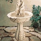 Couple Garden Fountain -32001