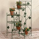 Metal Ivy Design Plant Stand -34764