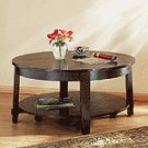 Round Coffee Table -35337