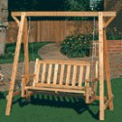 Pinewood Garden Swing -35107