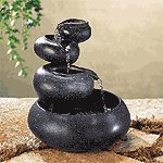 Alabastrite Bowl Shaped Step Fountain -31140