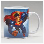 Superman Decal Mug -34380
